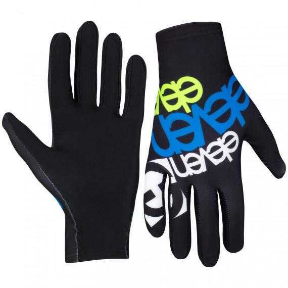 Běžecké rukavice Eleven Black