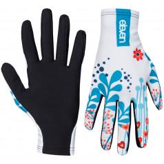 Running gloves Eleven Meadow White