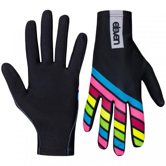 Running gloves Eleven Stripe