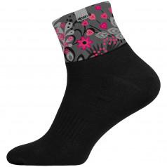 Socks Eleven Huba Meadow Grey
